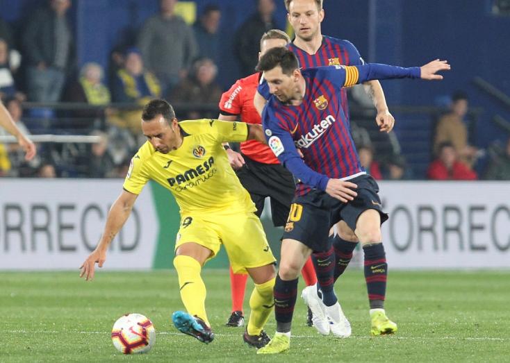 Nyolcgólos meccsen játszott döntetlent a Barcelona