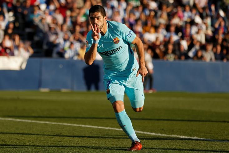 Suárez megtalálta a góllövő cipőjét