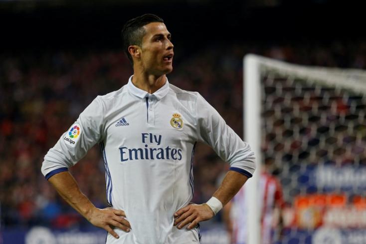 UEFA: Cristiano Ronaldo 11. alkalommal az év csapatában
