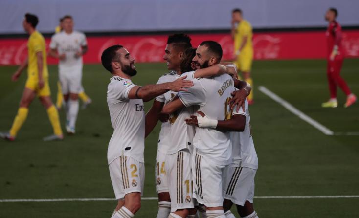 La Liga –Benzema duplájával bajnok a Real Madrid