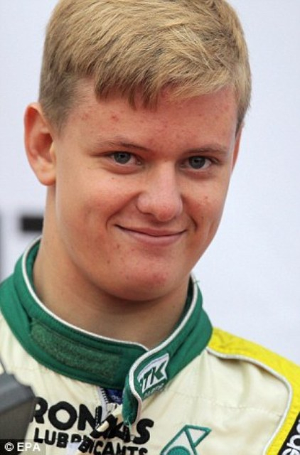 Forma-4-es versenyző lesz Mick Schumacher