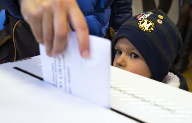 A Szlovák Nemzeti Párt egyedül méretteti meg magát a megyei választásokon