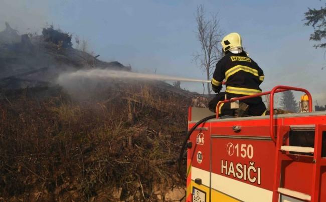 Az ország ezen részén történt a legtöbb tűzeset az idén