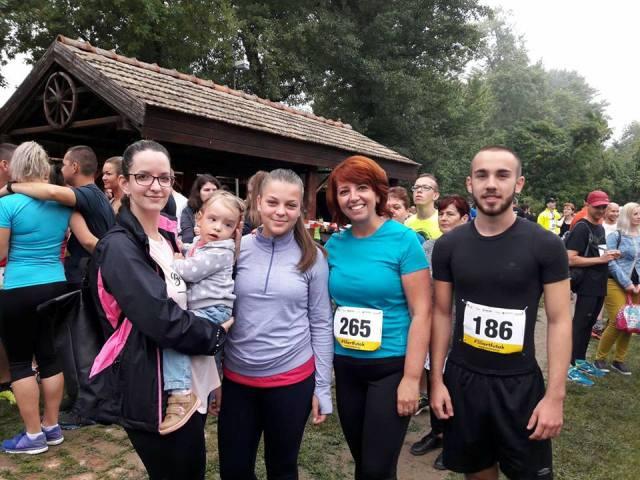 Liliért futottak a dunaszerdahelyi egészségügyisek