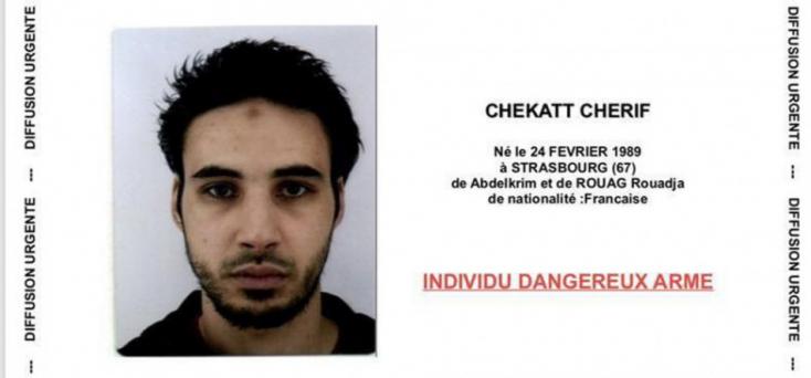 Egy videó szerint az Iszlám Állam elkötelezett híve volt az strasbourgi lövöldöző