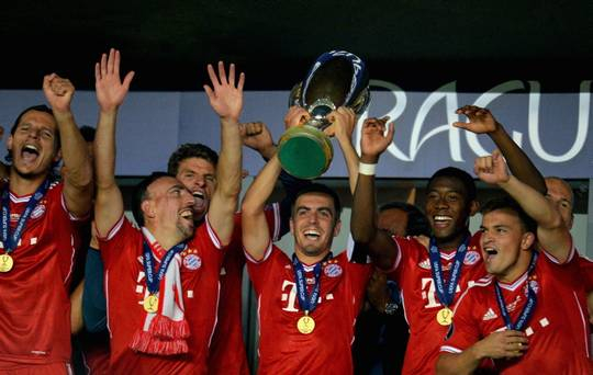 Európai Szuperkupa: Először nyert a Bayern, először nyert német csapat