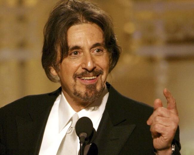 Al Pacino egy Amazon-sorozatban debütál