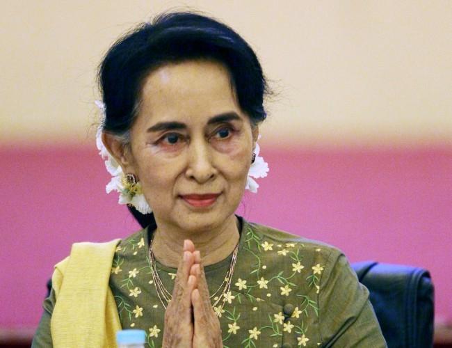 Nem vesz rész az ENSZ-közgyűlés ülésszakán Aung Szan Szú Kji mianmari vezető