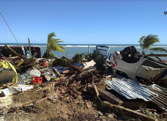 Hatvan éve nem tépázta meg ilyen erős ciklon a csendes-óceáni királyságot
