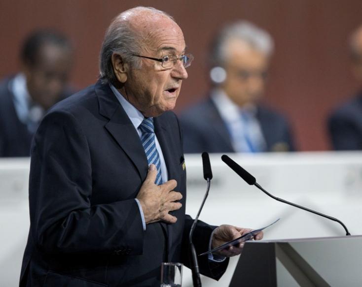 FIFA-botrány: Putyin Nobel-díjat adna Blatternek
