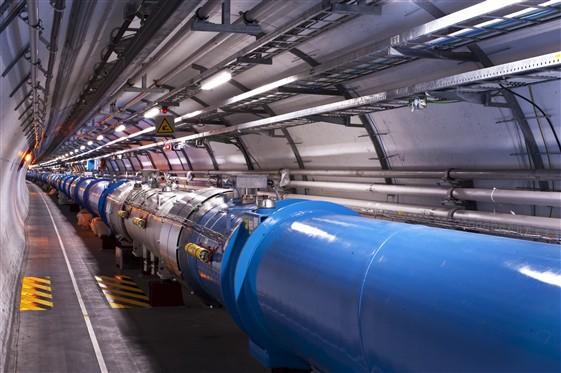 Új kísérletet hajtanak végre a hadronütköztetőben