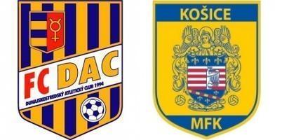 Corgoň Liga: DAC - MFK Košice 0:0 (Online)