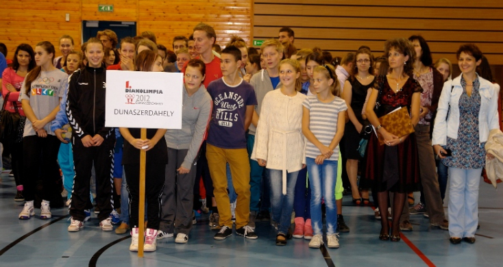 Másodszor lesz Dunaszerdahelyen diákolimpia