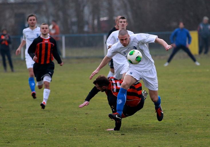 II. labdarúgóliga, 21. forduló: Kétgólos hátrányból szerzett pontot a Somorja