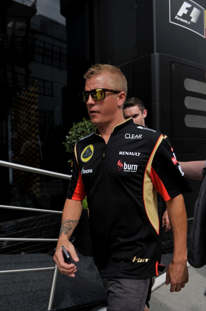 Forma-1 - Räikkönen nem megy a Red Bullhoz