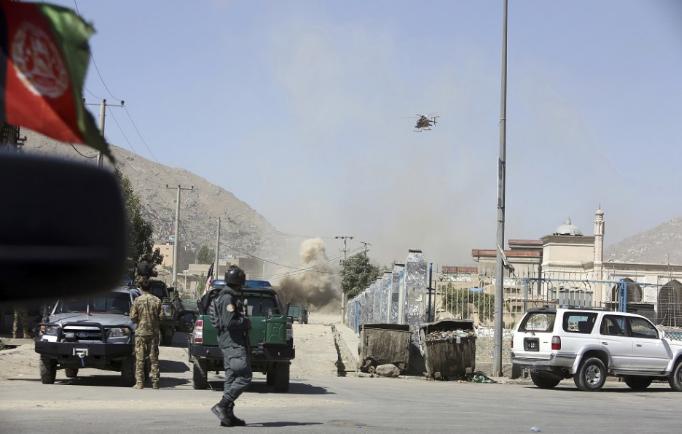Véget értek a harcok Kabul központjában, végeztek a merénylőkkel