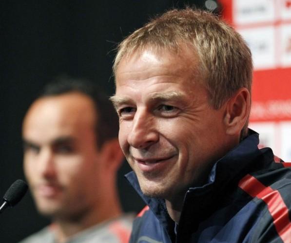 Beszóltak Jürgen Klinsmannak