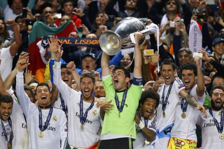 Bajnokok Ligája: A végén zuhant össze az Atletico, tizedik alkalommal győztes a Real Madrid