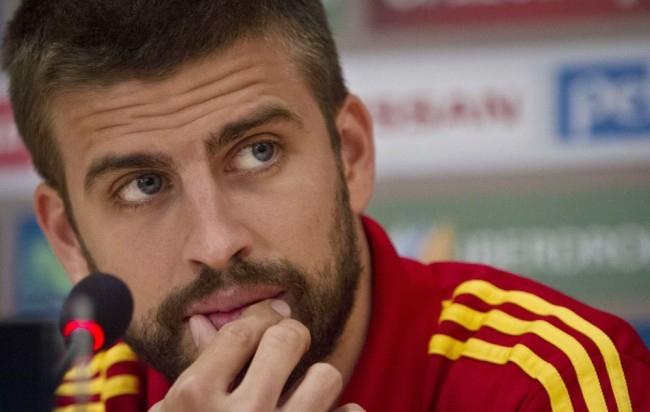 La Liga/Katalán népszavazás - A spanyol szurkolók Piqué távozását követelik a válogatottból