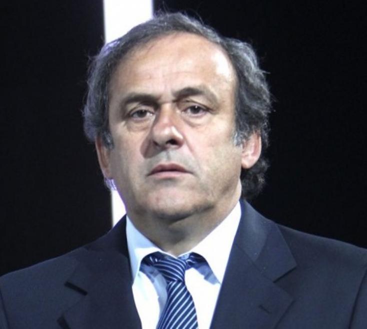 FIFA: Platini nem tud fellebbezni eltiltása ellen