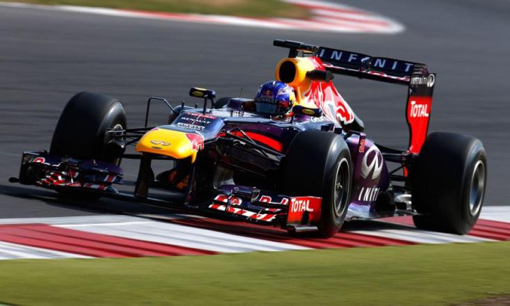 Forma 1: Kínai Nagydíj - Ricciardo nyerte az esős harmadik szabadedzést