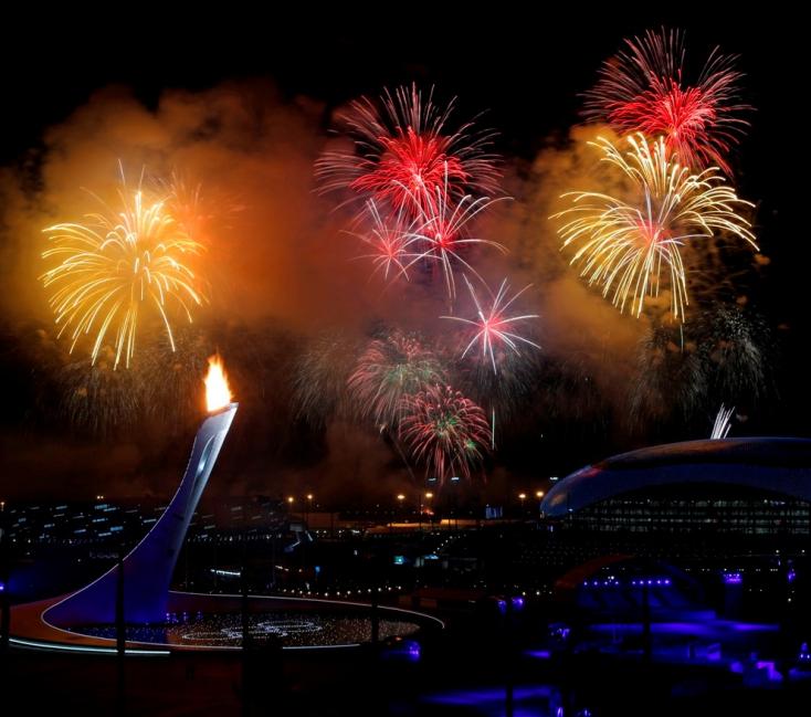 Szocsi 2014 - Megkezdődött a téli olimpia