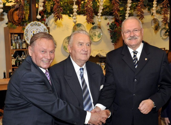 Ivan Gašparovič: Nem volt semmi problémám Michal Kováčcsal