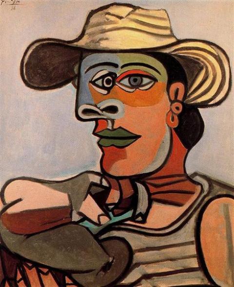 Árverésre bocsátják Picasso egyik önarcképét