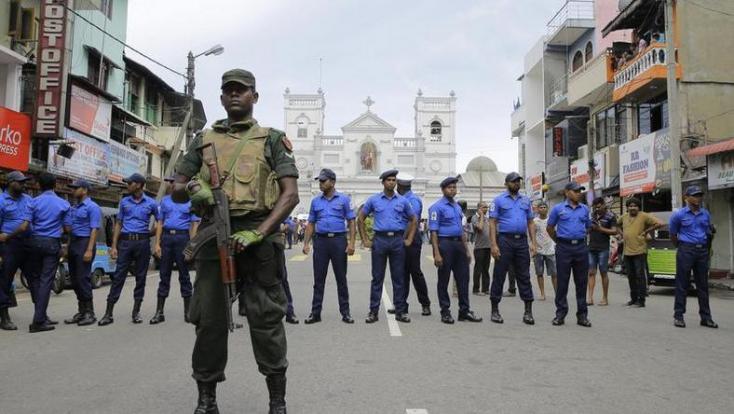 A Srí Lanka-i hírszerzés tudott a készülő terrortámadásról