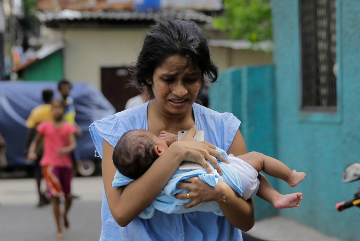 Washington óva inti az amerikaiakat attól, hogy most Srí Lankára utazzanak