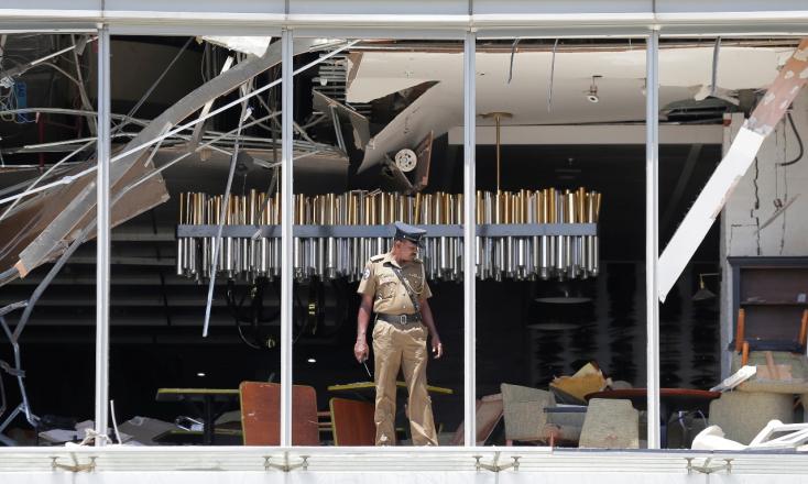 Terror Srí Lankán: a 290 áldozatból 39 külföldi állampolgár