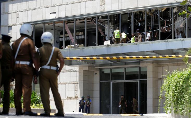 Újabb robbantások Srí Lankán, kijárási tilalmat rendeltek el!