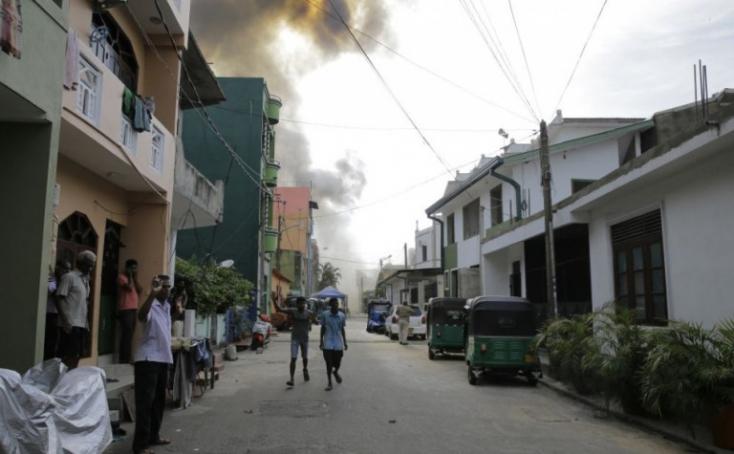 Lemondott a Srí Lanka-i védelmi minisztérium államtitkára
