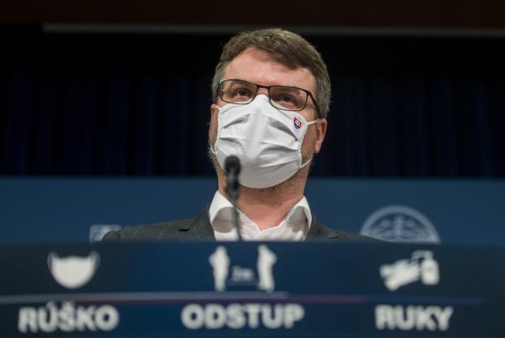 Három hónapon belül másodszor fertőződött meg a Pozsony és Nagy-Britannia között ingázó miniszterelnök-helyettes