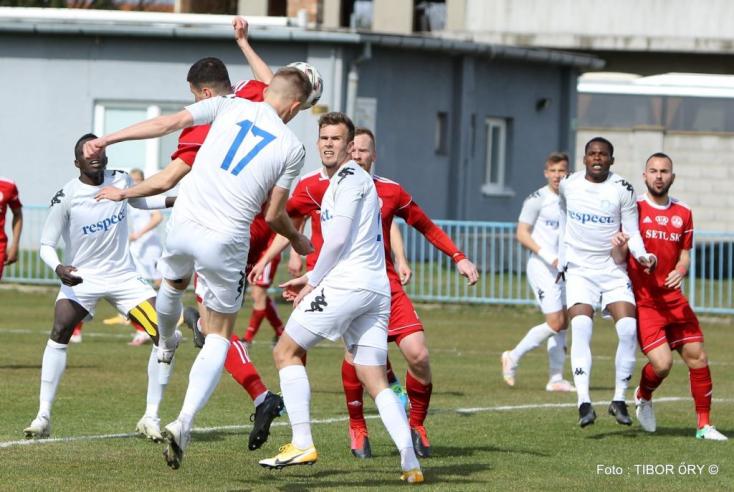II. labdarúgóliga, 25. forduló: Folytatnák győzelmi (mini)szériájukat a somorjaiak
