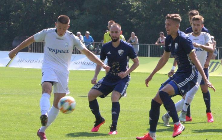 II. labdarúgóliga, 6. forduló: Asomorjaiak a veretlen kassai FC skalpját igyekeznek begyűjteni