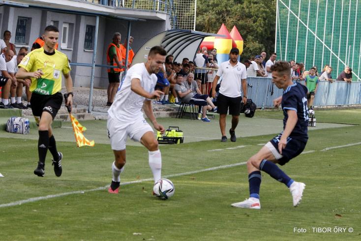 II. labdarúgóliga, 2. forduló: Somorja megérdemelten az élen!