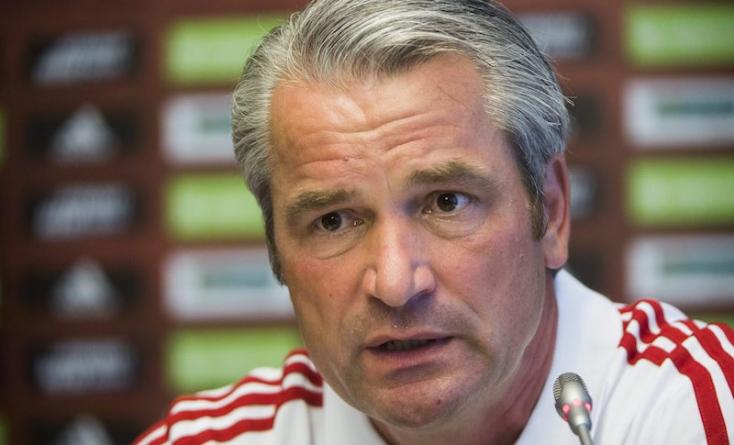 Storck kemény védekezést ígér Svájc ellen