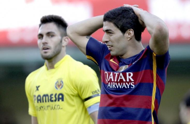 Ismét megműtik Luis Suárez jobb térdét
