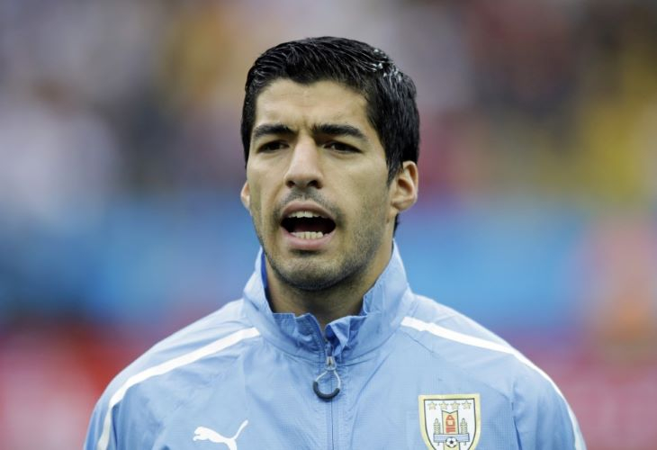 Suárez már nem opció a Juventusnál