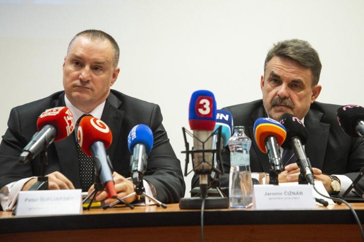 Peter Šufliarsky, a főügyész első helyettese távozik hivatalából!