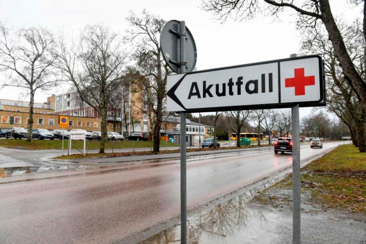 Nem ebolás a Svédországban elkülönített páciens
