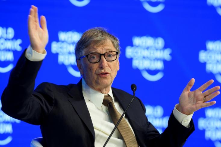 Bill Gates trónol a legmagasabb pénzkupacon