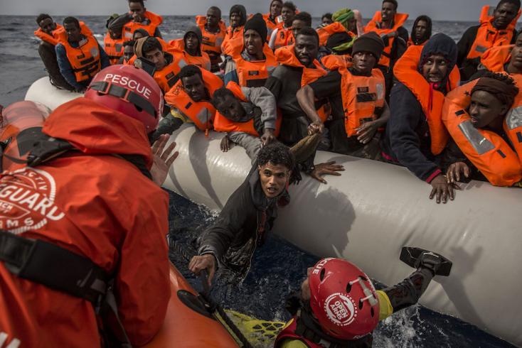 Idén 11 ezer bevándorló érkezett a tengeren át Olaszországba