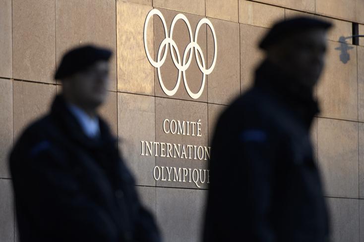 Nem lesz orosz zászló a téli olimpián