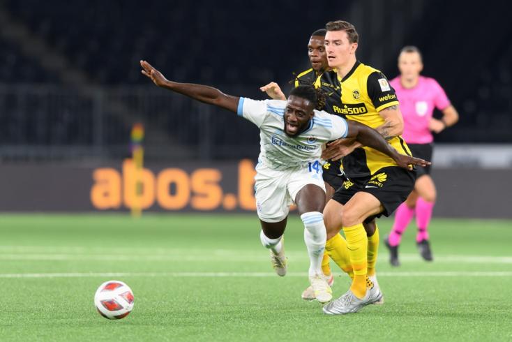 BL-selejtező: Drámai csatában kapott ki Bernben a Slovan