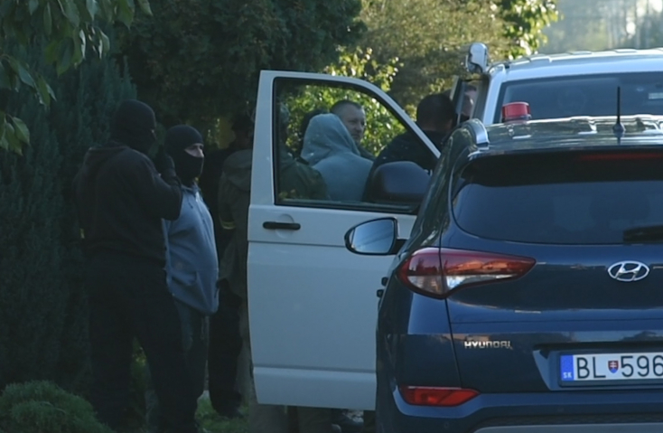Elszállították a gútai házból a Kuciak-gyilkosság fő gyanúsítottját!