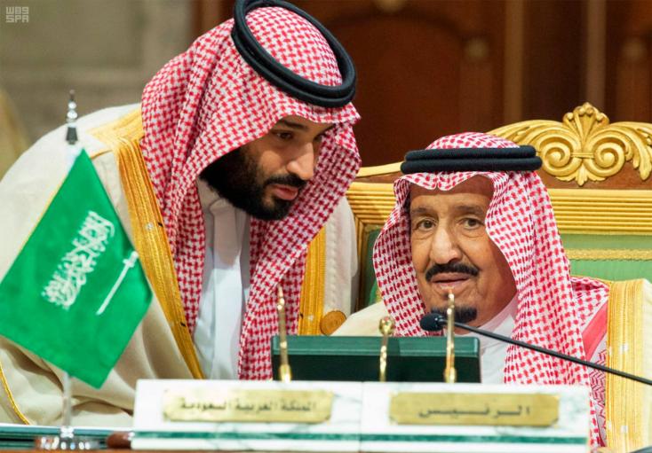 Átalakította a kormányt Szaúd-Arábi királya