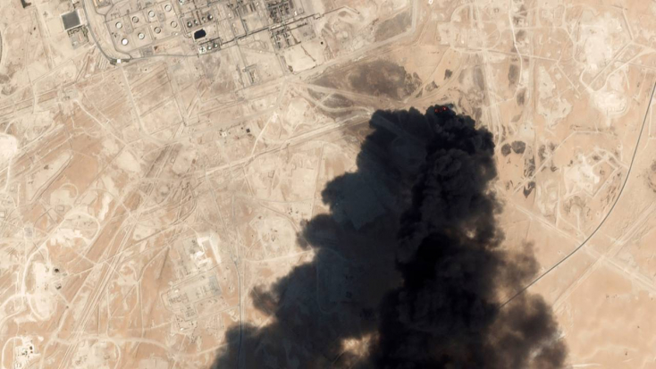 Felére csökkent a szaúdi olajtermelés a jemeni dróntámadások miatt!