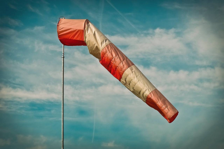 Erős szélre figyelmeztetnek a Dunaszerdahelyi járásban is